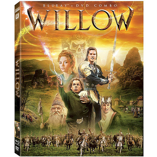 Willow Bluray