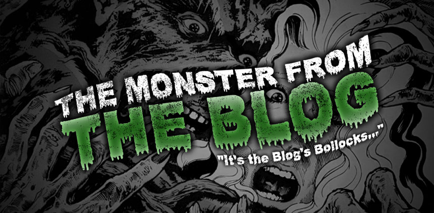 The Monster From The Blog
