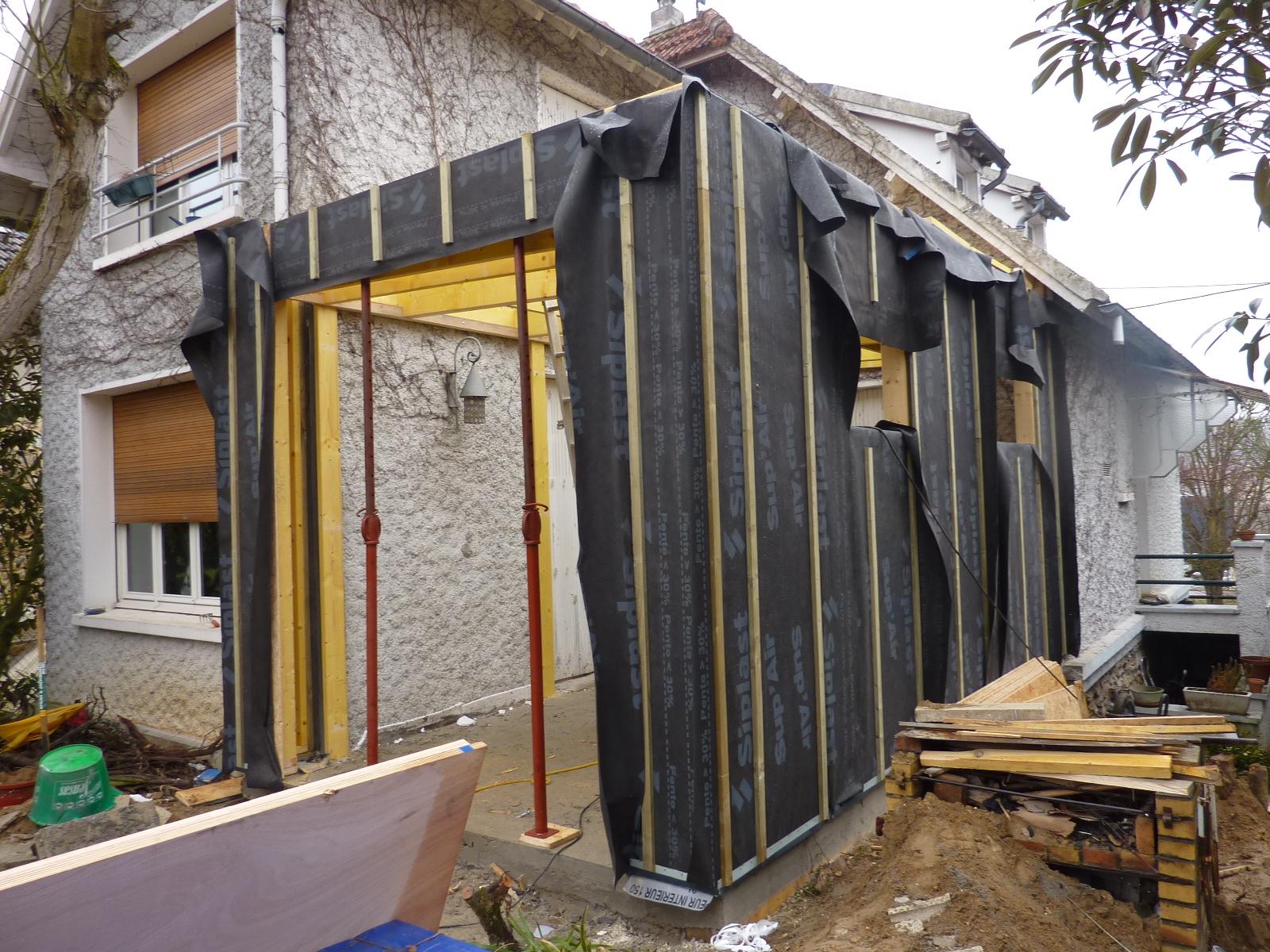 Maison bois yvelines amazing maison bois saint nom la for Entreprise extension maison yvelines