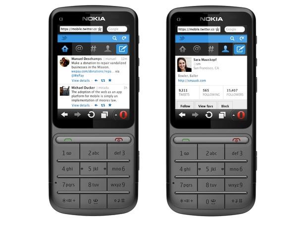 Laman Web Mobile Baru Twitter