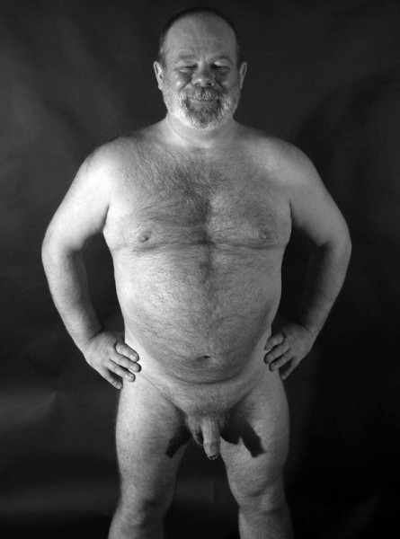 hairy bears - hairy mature bears - uncut cock daddies