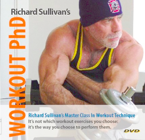 Richard Sullivan's WORKOUT PhD DVD