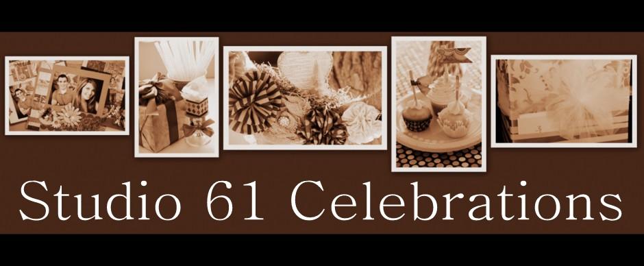 Studio 61 Celebrations