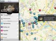 Guía de turismo y viajes para Android, iPhones e iPad: Triposo