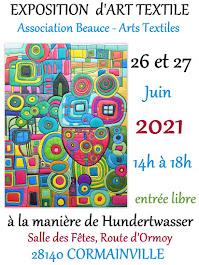 Prochaine EXPOSITION: 26 et 27 Juin 2021