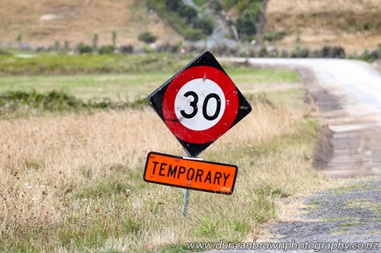 30km/h, more than just a suggestion photograph