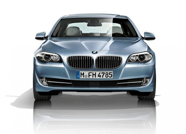 2013 Bmw 5 Activehybrid Release World Of Car Fans