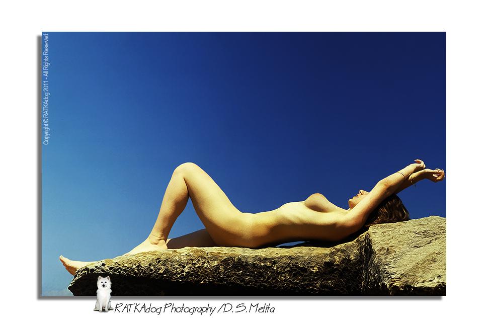 Summer in Greece - Sunbathing - Nudism