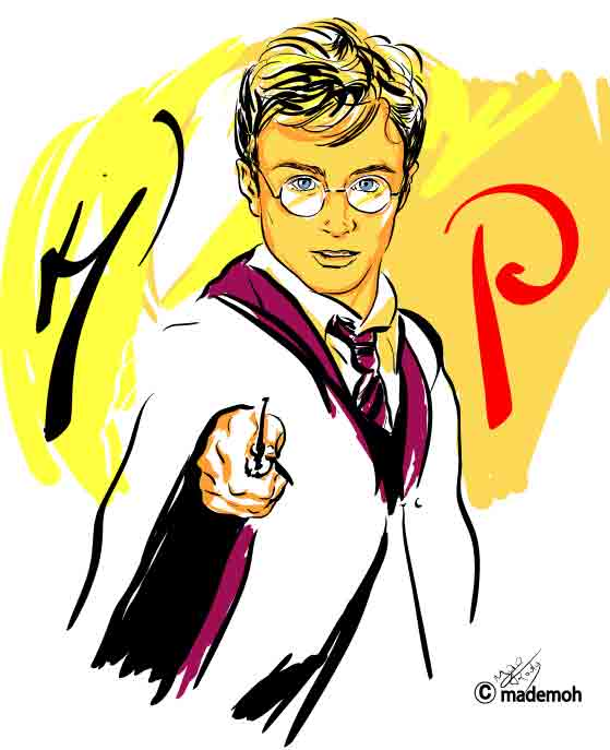 Harry Potter | Comics ... Daniel Radcliffe