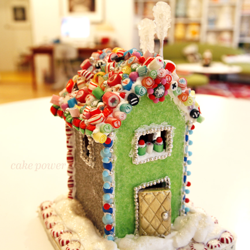 how to make manor house cake