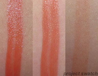 188 Coral Tattoo shine caresse swatch