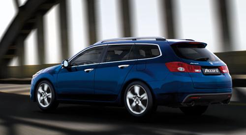 2011 Acura TSX Sport Wagon 2.4-liter DOHC