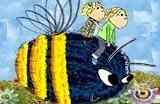 Charlie y Lola crear una mariposa