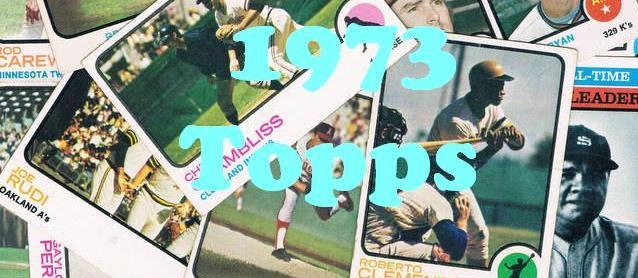 1973 Topps Photography
