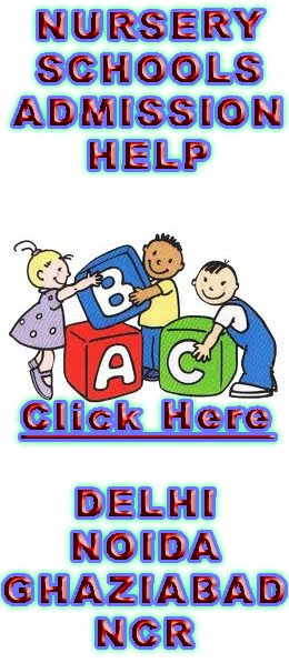 LOOKING FOR NURSERY ADMISSIONS ONLINE