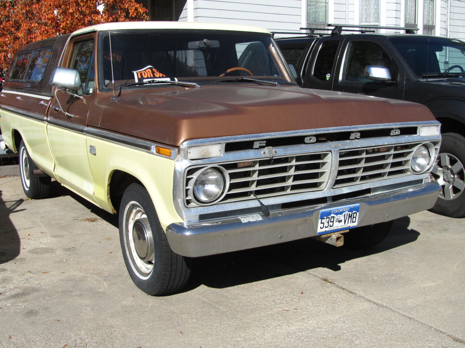 autoliterate: F100 For Sale, Colorado Springs