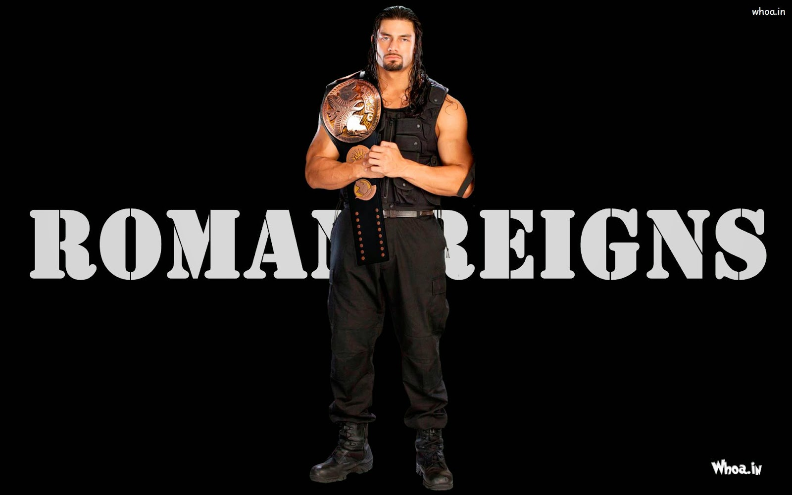 Roman Reigns | Free wide wallpapers download