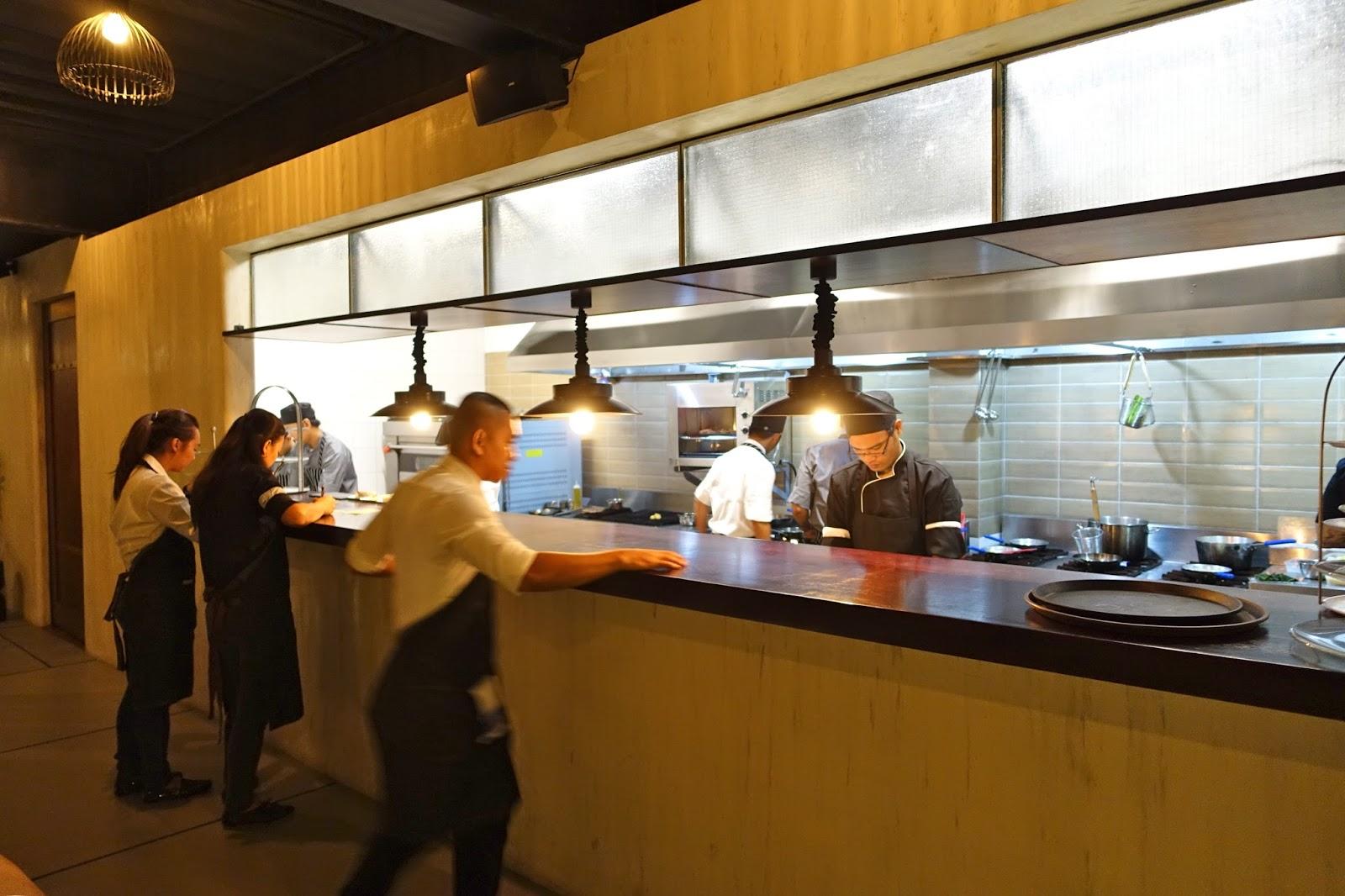 Hidden Kitchen Restaurant St Ives