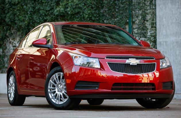 Chevrolet Cruze Goes Diesel