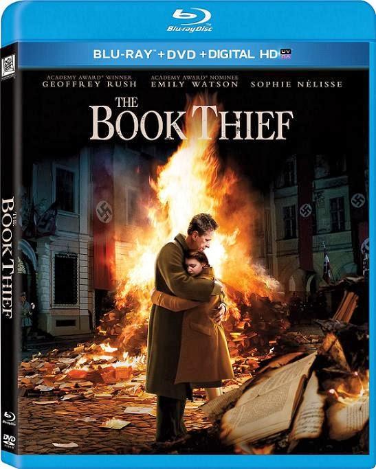 The Book Thief (Ladrona de Libros)(2013) m720p BDRip 3.6GB mkv Dual Audio AC3 5.1 ch