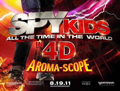 Spy Kids 4: All the Time in the World photo