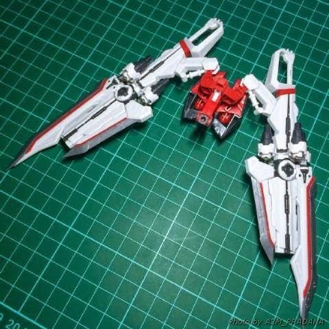 astray red frame model kits master grade