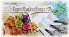 Gjestedesigner hos Copic Marker Norge mars 2012