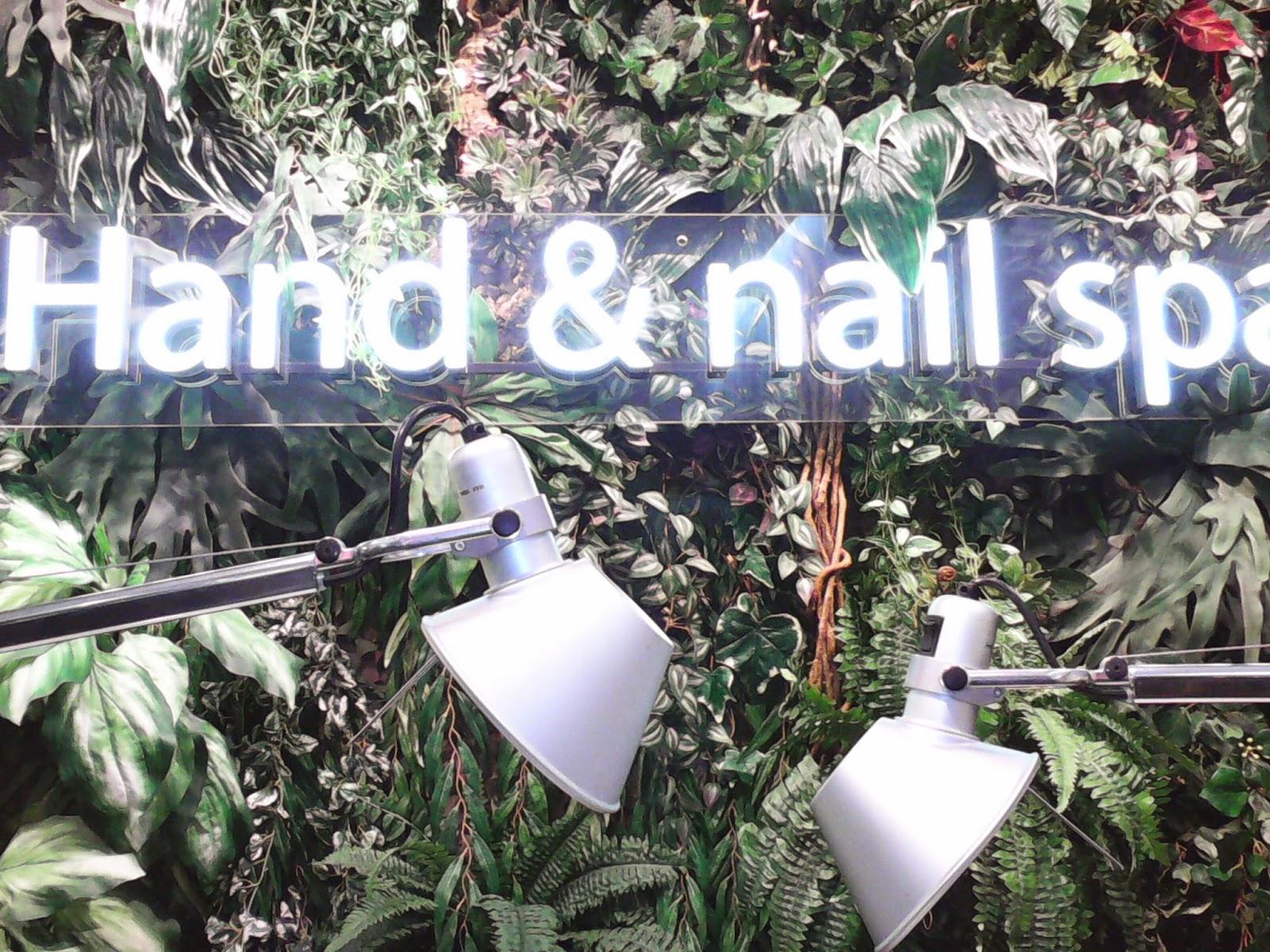 jardin vertical plantas artificiales