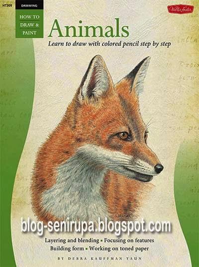 Buku Cara Menggambar Binatang