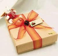 Como hacer empaques para regalos