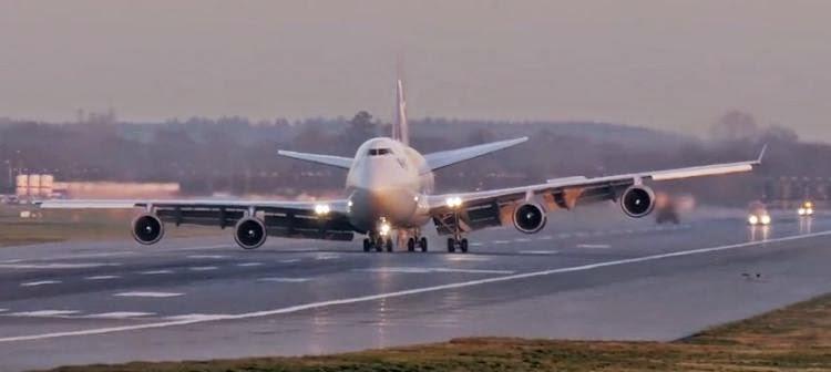 747-400 da Virgin