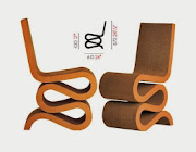 FRANK GEHRY - WIGGLE CHAIR
