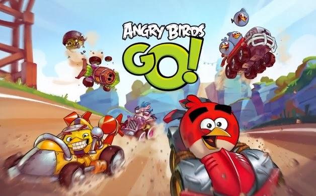 Angry Birds Go! v1.0.0 APK (Leaked)