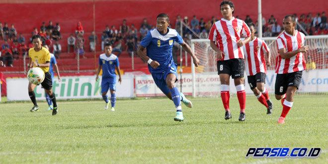 Persib vs PSP Padang 3-0