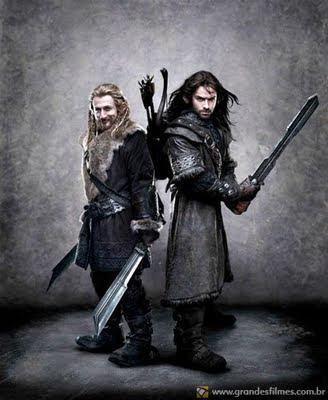 O Hobbit - Fili e Kili