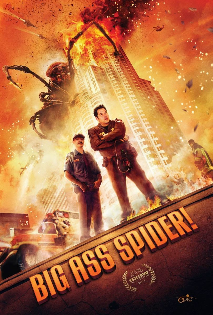 descargar Big Ass Spider – DVDRIP LATINO