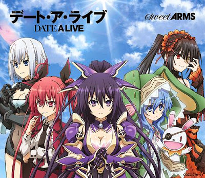 Download Date A live-Sweet Arms, Download Sweet Arms-Date A Live, Download Opening Date A Live, Download Ost Opening Date A live full version, Download Ost Date A Live, Kumpulan Ost Date A Live