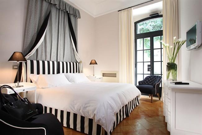 Hermosos dormitorios peque os dormitorios con estilo for Como decorar un dormitorio matrimonial pequeno