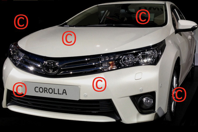 2014 Toyota Corolla Altis Leak   2017 - 2018 Best Car Reviews