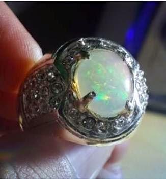 Batu Natural Kalimaya Kristal Kembang Jarong