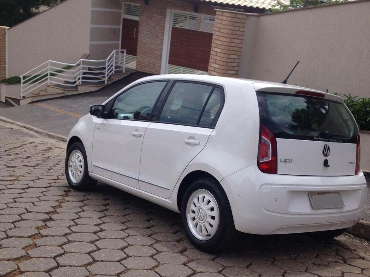 Volkswagen up! I-motion