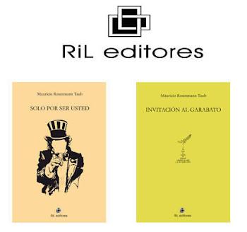 NOTICIA SOBRE DOS LIBROS DE MAURICIO ROSENMANN TAUB