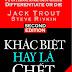 Khác Biệt Hay Là Chết - Jack Trout