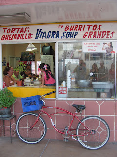 Viagra Soup Anyone? Great sign at Tijuana restaurant