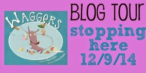 Waggers Blog Tour