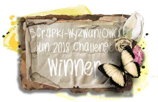 Winner June 2018