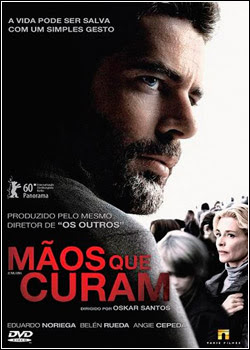 Download - Mãos Que Curam DVDRip - AVI - Dual Áudio