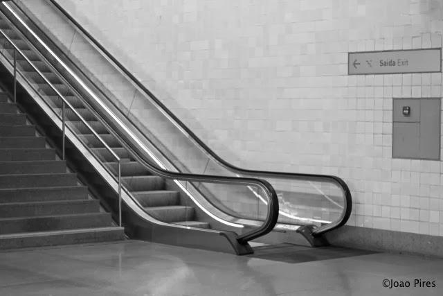 Escadas Rolantes