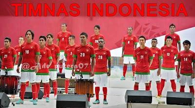 Pembentukan Timnas Indonesia Terbaik 2013