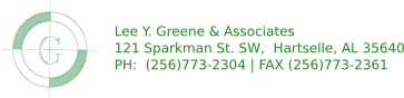 Lee Y. Greene and Associates